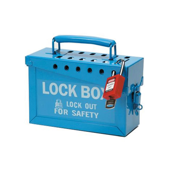 Lockout en Tagout