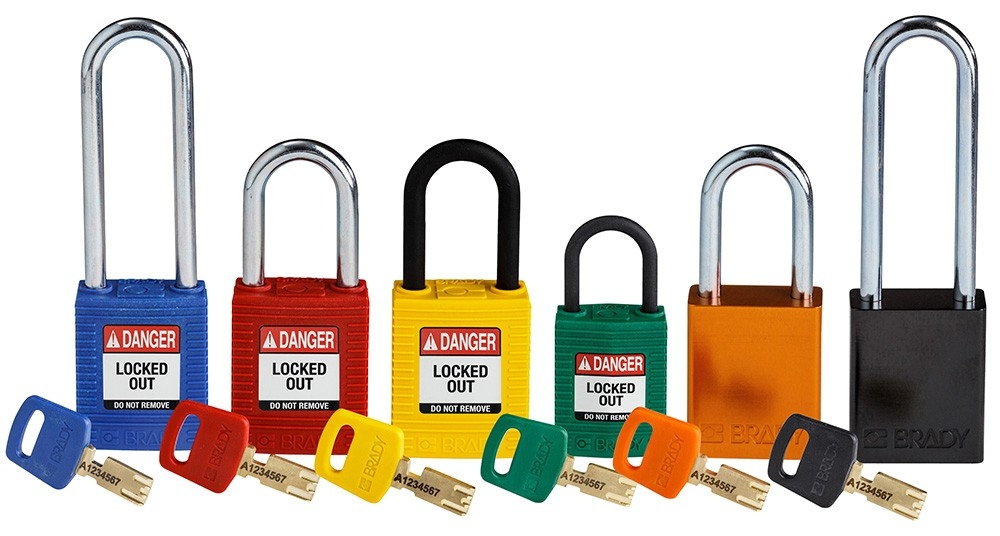 Safekey colour family